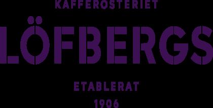 Löfbergs Lila Logo
