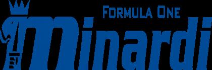 Minardi F1 Logo