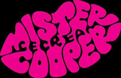 Mr Cooper Ice Cream Logo