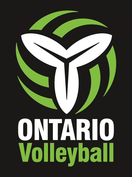 Ontario Volleyball Association Logo