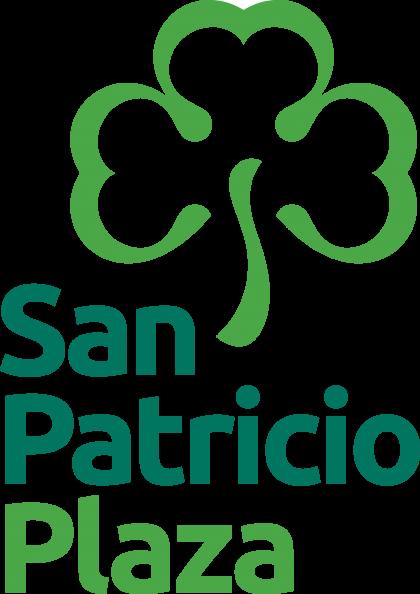 San Patricio Plaza Logo