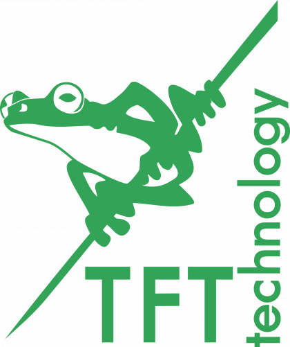 TFT Technology Logo