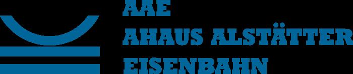Ahaus Alstätter Eisenbahn AG Logo full