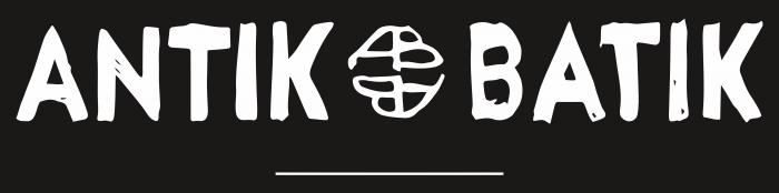Antik Batik Logo background