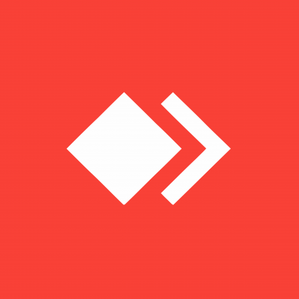 AnyDesk Logo red