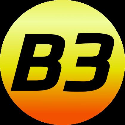 B3Coin Logo