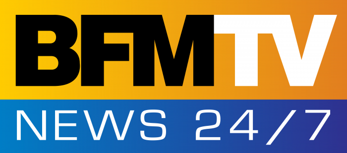 BFM TV Logo old