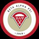 Beta Alpha Psi Fraternity Logo