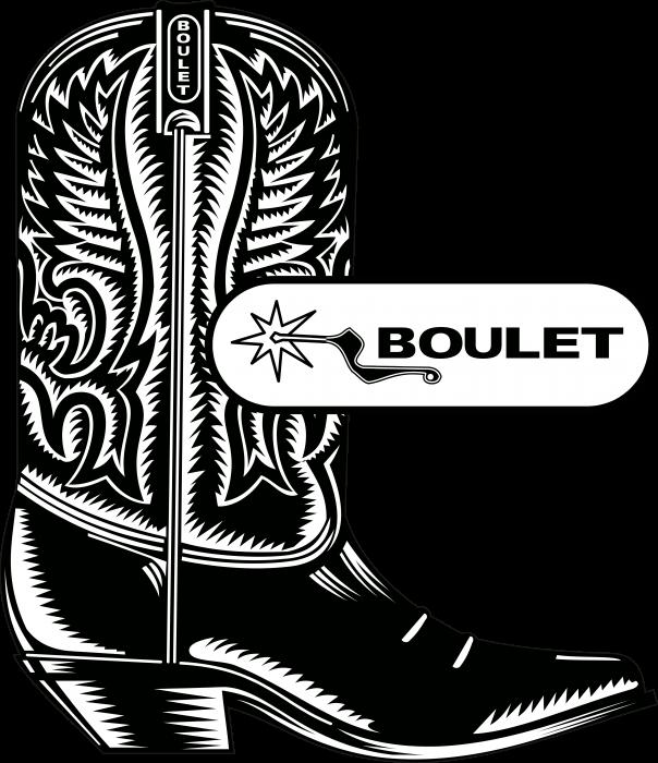 Boulet Boots Logo