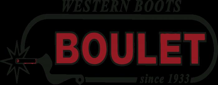 Boulet Boots Logo text