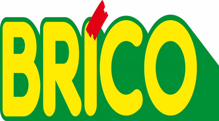 Brico Logo old