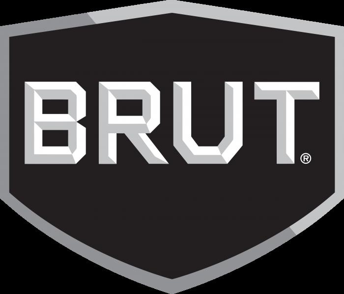 Brut cologne Logo new