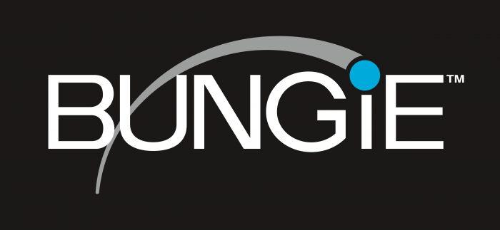 Bungie Logo black background