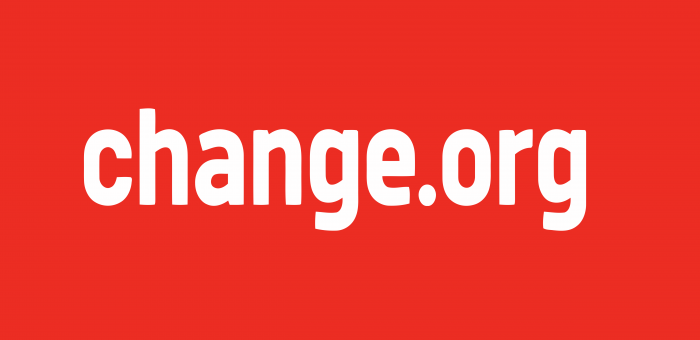 Change.org Logo full
