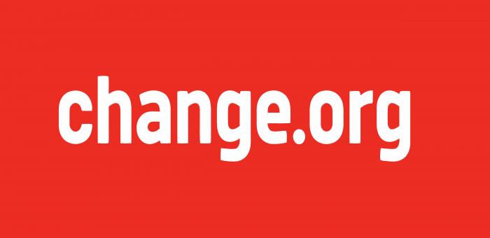 Change.org Logo full
