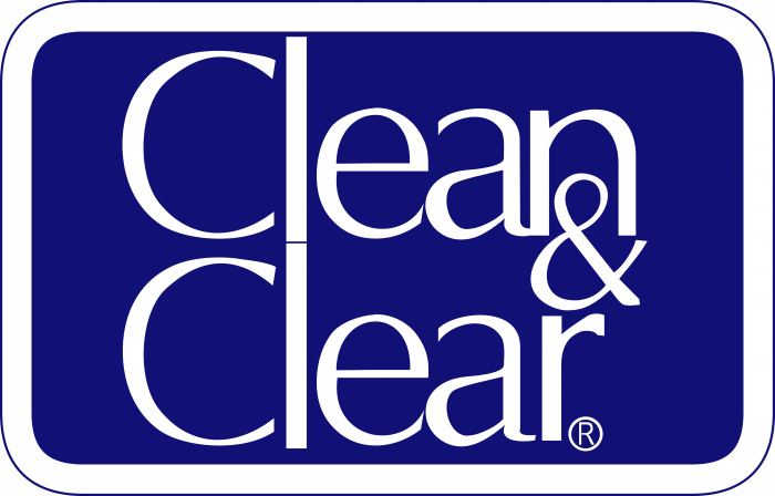 Clean & Clear Logo old