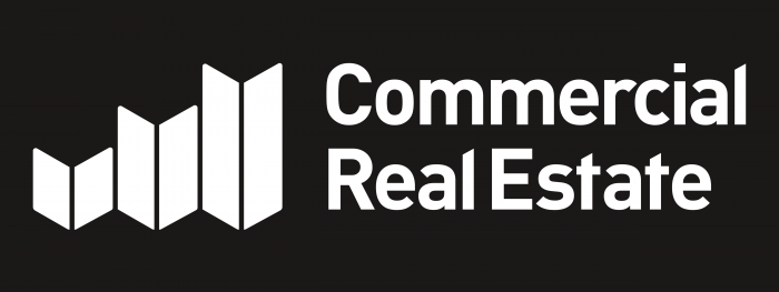 Commercial Real Estate Logo black