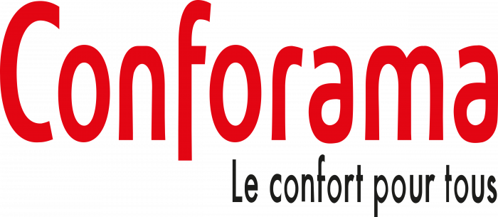 Conforama Logo text