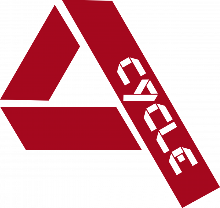Cycle Jeans Logo red