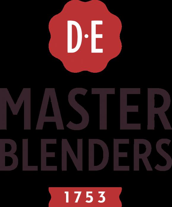 D.E Master Blenders 1753 Logo