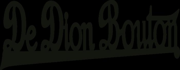 De Dion Bouton Logo text 1
