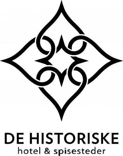 De Historiske Hotel & Spissesteder Logo