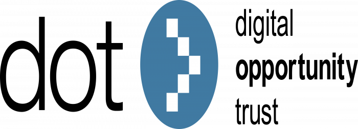 Digital Opportunity Trust Logo