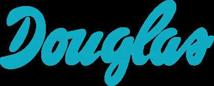 Douglas Holding Logo blue