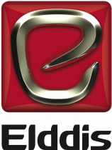 Elddis Logo vertically
