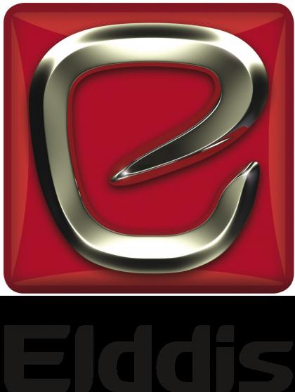 Elddis Logo vertically