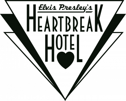 Elvis Presley's Heartbreak Hotel Logo