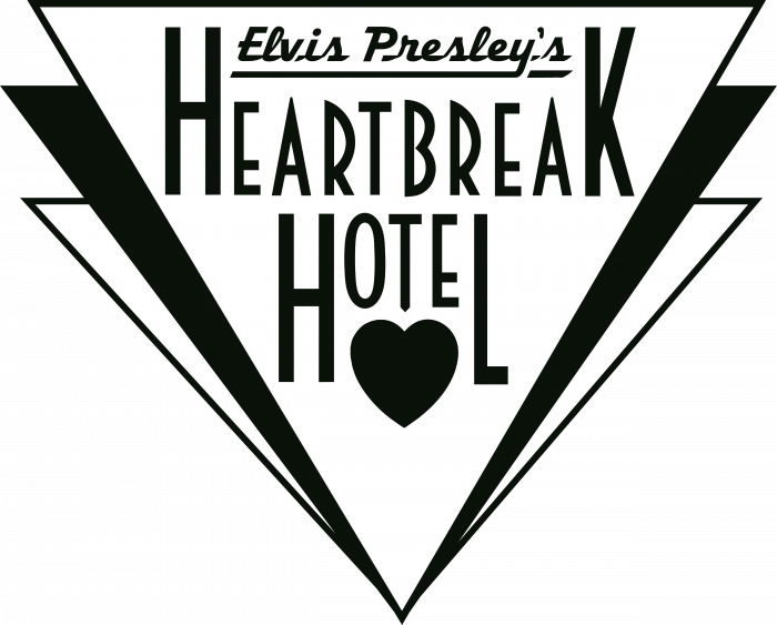 Elvis Presley's Heartbreak Hotel Logo