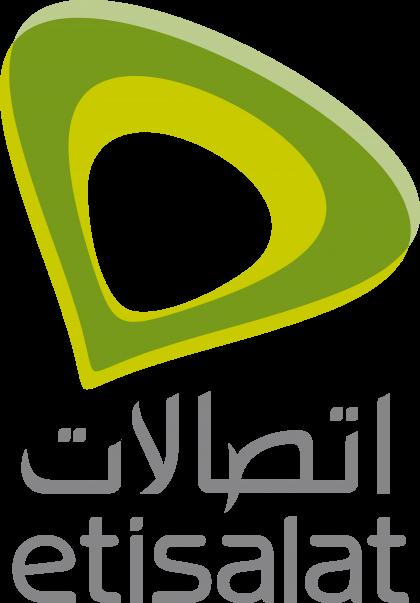 Emirates Telecommunications Corporation Logo full