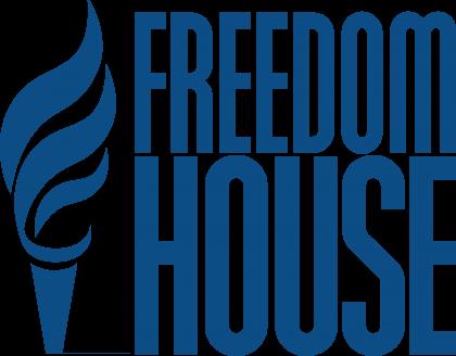 Freedom House Logo blue 2