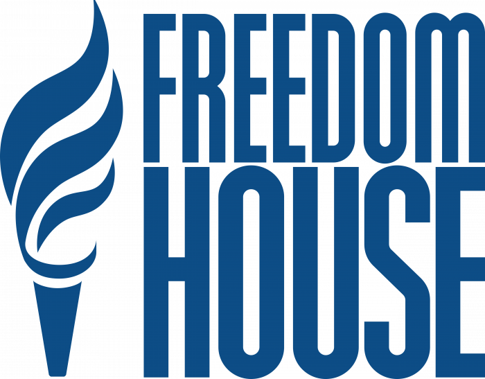 Freedom House Logo blue 2