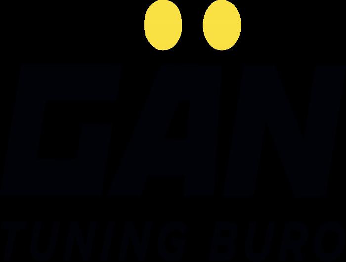 GAN Tuning Buro Logo full