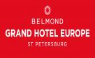Grand Hotel Europe St Petersburg Logo red