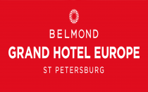 Grand Hotel Europe St Petersburg Logo red
