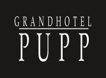 Grandhotel Pupp Logo