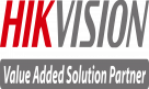 Hangzhou Hikvision Digital Technology Co. Logo full