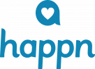 Happn Logo heart