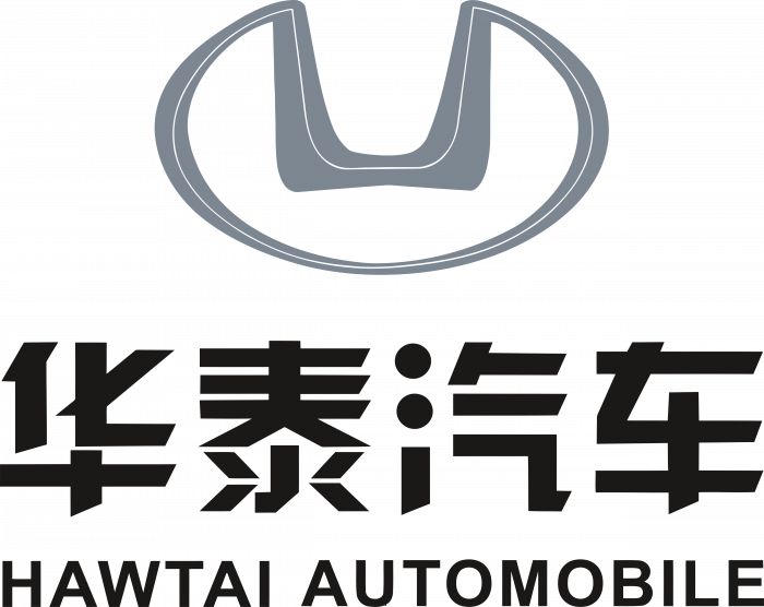 Hawtai Motor Group Logo full