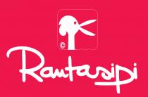 Hotel Rantasipi Logo white text