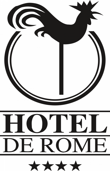 Hotel de Rome Logo chicken