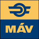 Hungarian State Railways Logo