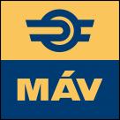 Hungarian State Railways Logo