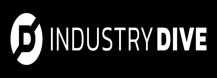 Industry Dive Logo full