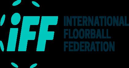 International Floorball Federation Logo full