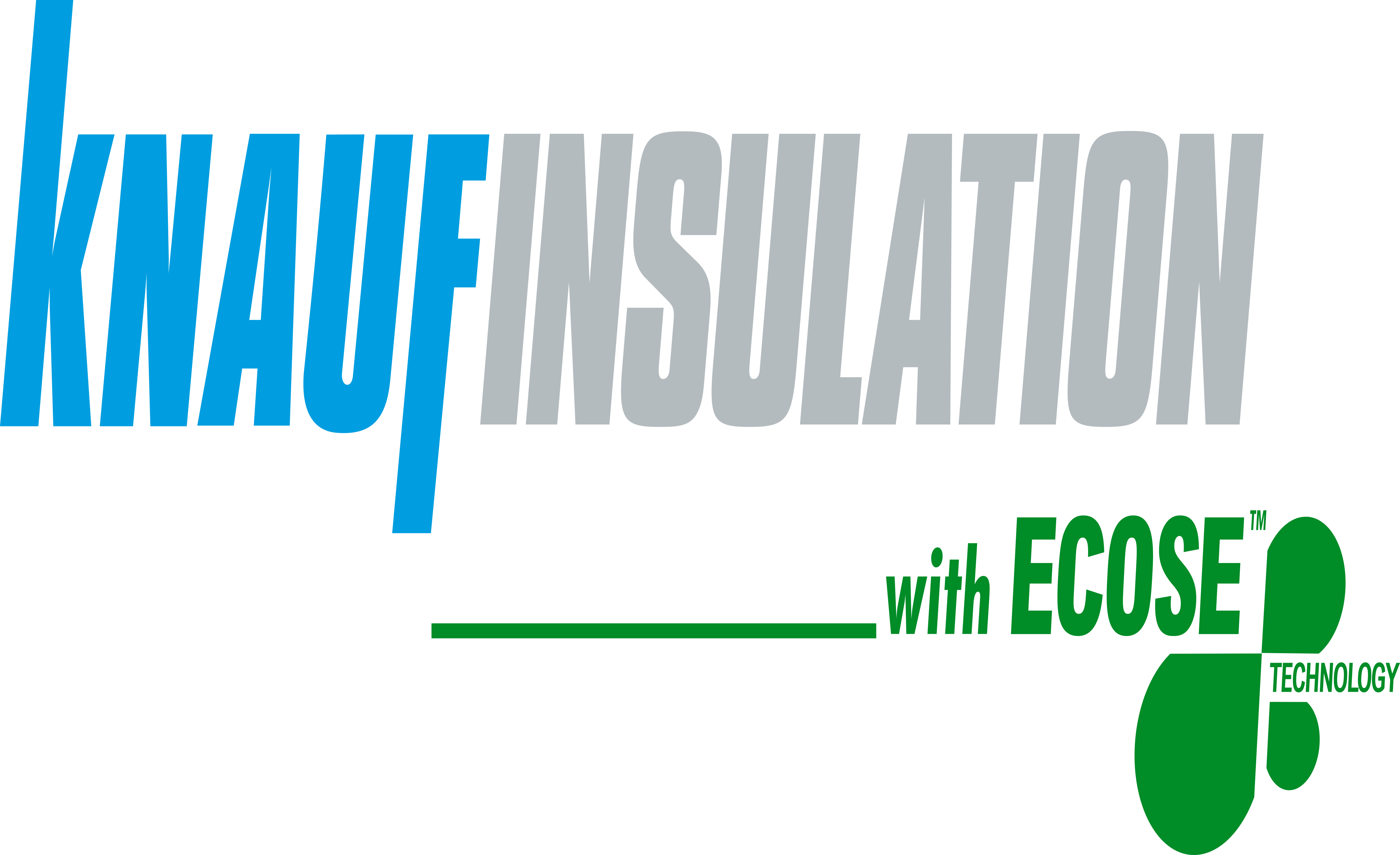 Knauf Insulation With Ecose Technology – Logos Download