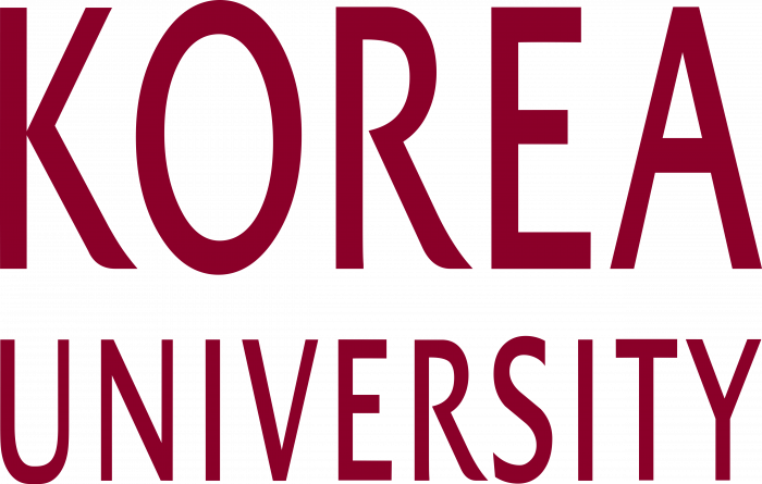 Korea University Logo text